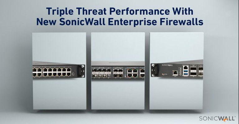 SonicWall firewall